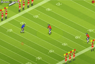 Quarterback Carnage 1 - American Football Games