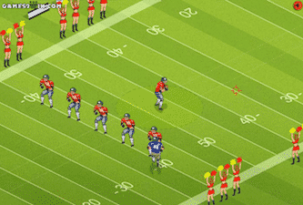 Quarterback Carnage 2 - American Football Games