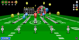 Quarterback Challenge 2 a - American Football Games