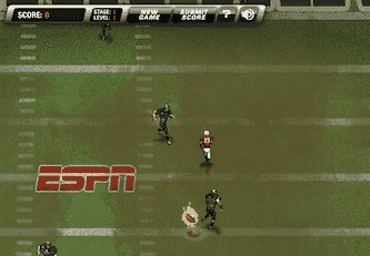 Zombie American Football 1 - American Football Games