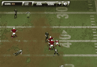 Zombie American Football 2 - American Football Games